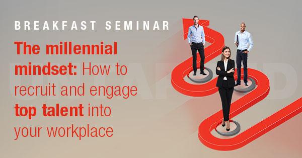 Untapped talent - Breakfast seminar