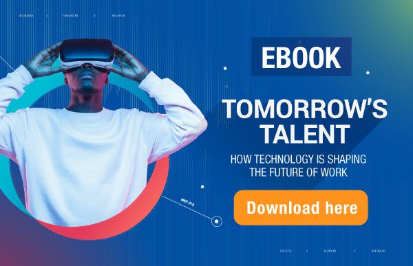 Tomorrow's talent future of work