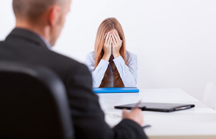 The five worst interview mistakes