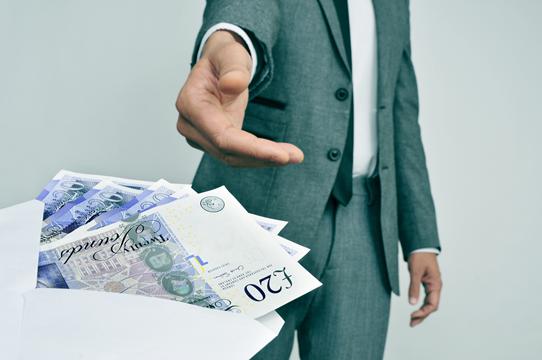 Employee 'buy back' in the finance recruitment market